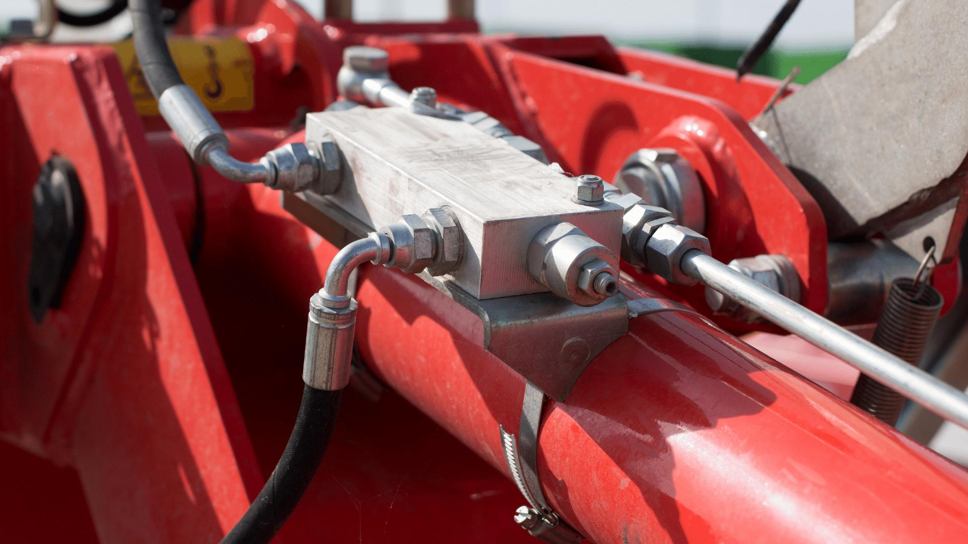 Hydraulika do maszyn
