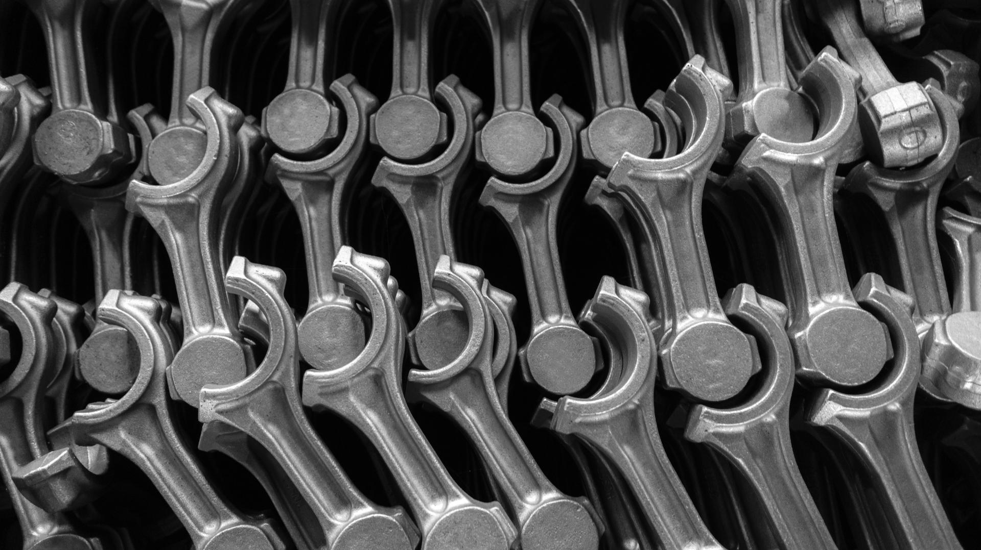 Części do maszyn budowlanych. Dlaczego są tak istotne?