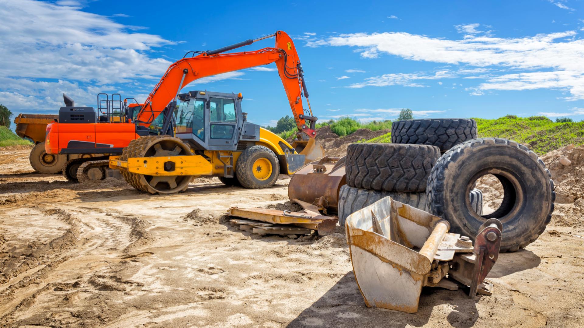 Poznaj powody dla których warto zdecydować się na wymianę części do maszyn budowlanych